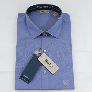 Kenneth Cole Performance Dress Shirt 16 34-35 M800